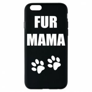 Etui na iPhone 6/6S Fur mama