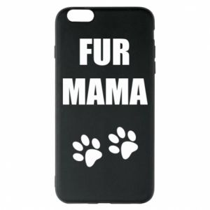 Etui na iPhone 6 Plus/6S Plus Fur mama