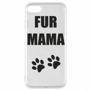 Etui na iPhone 7 Fur mama