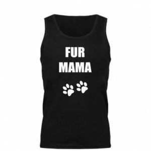Męska koszulka Fur mama