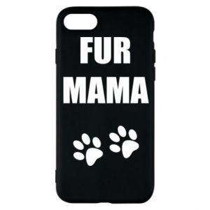 Etui na iPhone 8 Fur mama