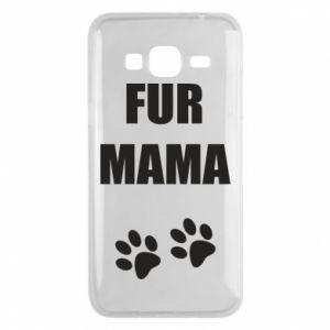 Etui na Samsung J3 2016 Fur mama