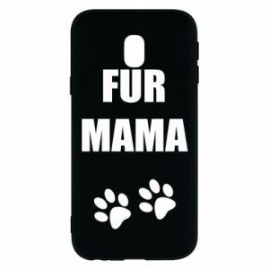 Etui na Samsung J3 2017 Fur mama