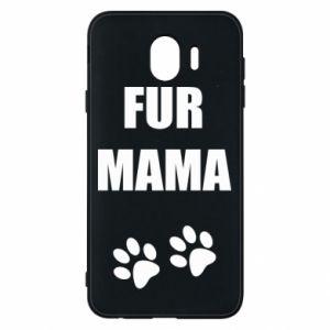 Etui na Samsung J4 Fur mama