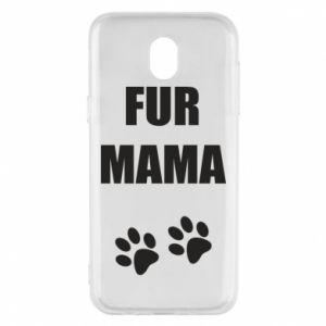 Etui na Samsung J5 2017 Fur mama