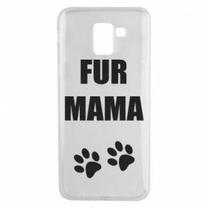 Etui na Samsung J6 Fur mama