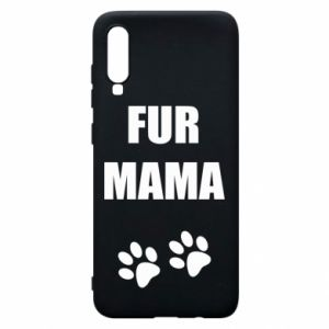 Etui na Samsung A70 Fur mama
