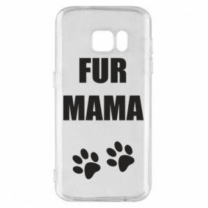Etui na Samsung S7 Fur mama