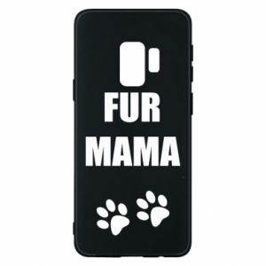 Etui na Samsung S9 Fur mama