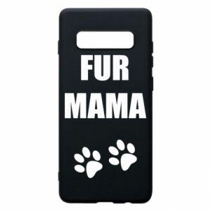Etui na Samsung S10+ Fur mama