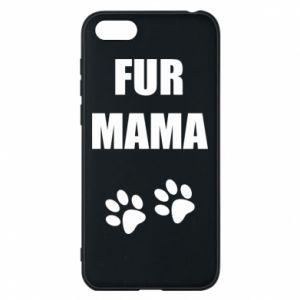 Etui na Huawei Y5 2018 Fur mama