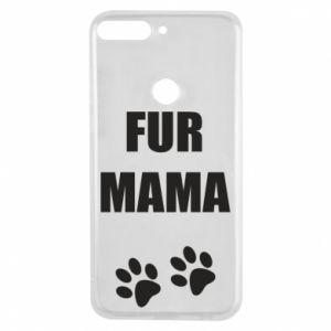 Etui na Huawei Y7 Prime 2018 Fur mama
