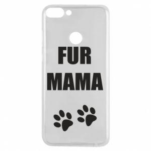 Etui na Huawei P Smart Fur mama