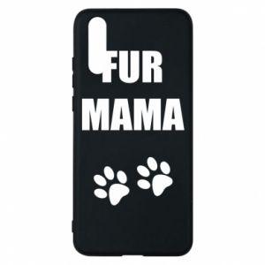 Etui na Huawei P20 Fur mama