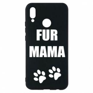 Etui na Huawei P20 Lite Fur mama