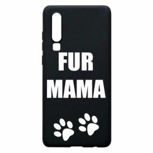 Etui na Huawei P30 Fur mama