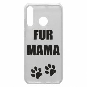 Etui na Huawei P30 Lite Fur mama