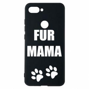 Etui na Xiaomi Mi8 Lite Fur mama