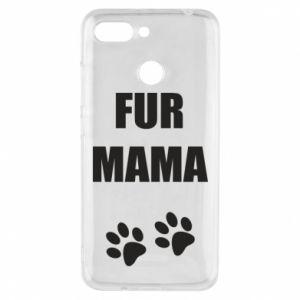 Etui na Xiaomi Redmi 6 Fur mama