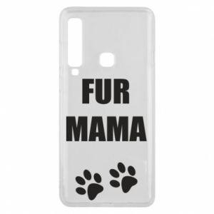 Etui na Samsung A9 2018 Fur mama