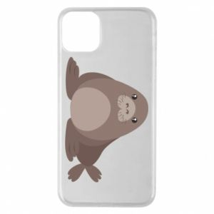 Phone case for iPhone 11 Pro Max Fur seal
