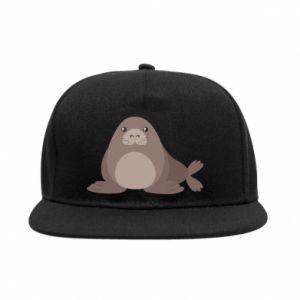 SnapBack Fur seal - PrintSalon