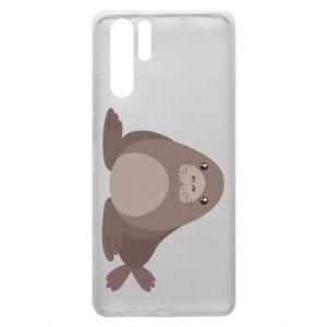 Huawei P30 Pro Case Fur seal