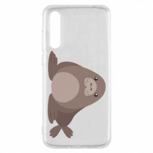 Huawei P20 Pro Case Fur seal