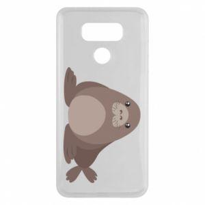 LG G6 Case Fur seal