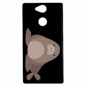 Sony Xperia XA2 Case Fur seal