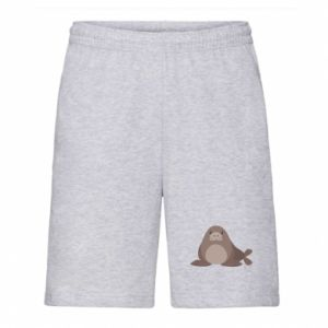Men's shorts Fur seal