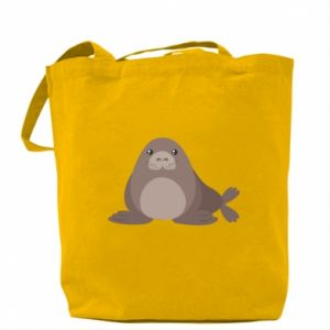 Bag Fur seal