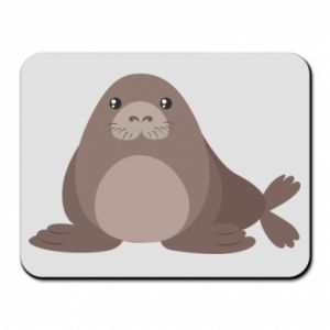 Mouse pad Fur seal