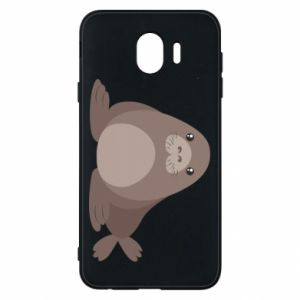 Phone case for Samsung J4 Fur seal