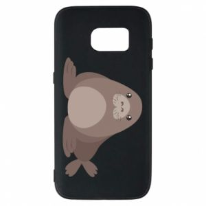 Phone case for Samsung S7 Fur seal