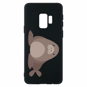 Phone case for Samsung S9 Fur seal