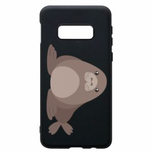 Phone case for Samsung S10e Fur seal