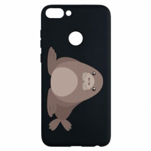 Phone case for Huawei P Smart Fur seal