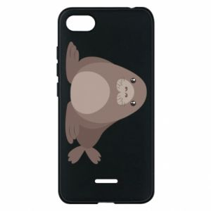 Phone case for Xiaomi Redmi 6A Fur seal