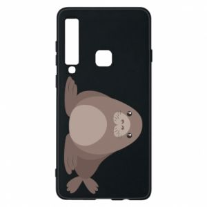 Phone case for Samsung A9 2018 Fur seal