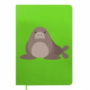 Notepad Fur seal