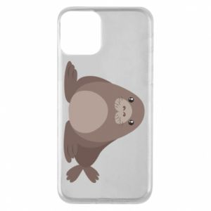 Phone case for iPhone 11 Fur seal
