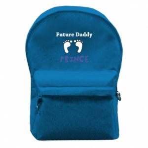 Plecak z przednią kieszenią Future  dad prince
