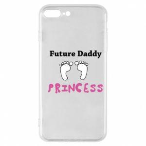 Etui do iPhone 7 Plus Future  dad princess