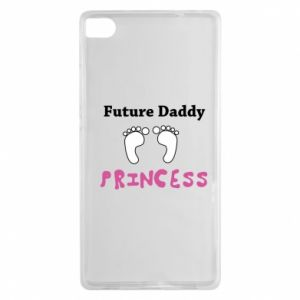 Etui na Huawei P8 Future  dad princess