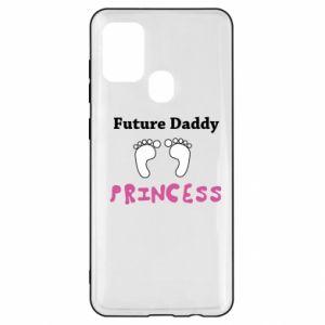 Etui na Samsung A21s Future  dad princess