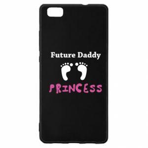 Etui na Huawei P 8 Lite Future  dad princess