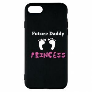 Etui na iPhone SE 2020 Future  dad princess