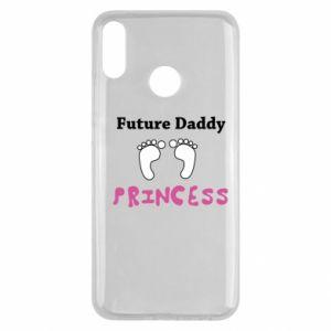 Etui na Huawei Y9 2019 Future  dad princess