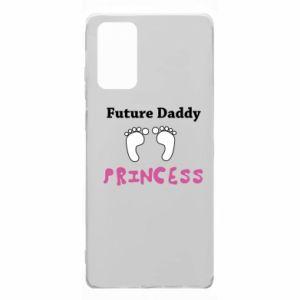 Etui na Samsung Note 20 Future  dad princess